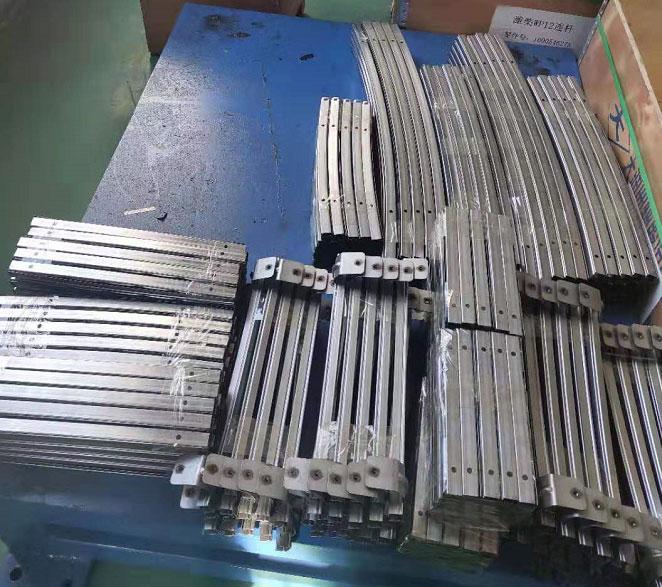 玻璃导槽生产线-玻璃导槽成型设备-玻璃导槽成型机