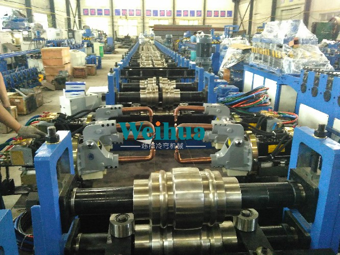 瓦楞板成型机-瓦楞板生产设备-瓦楞板生产线